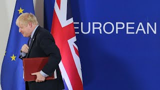Boris Johnson Pushes for New Election as Brexit Fiasco Continues