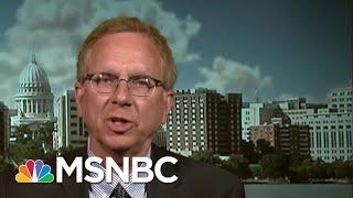 Nichols: 'Iowa Caucuses' Will Help Progressives Choose Between Warren, Sanders | MTP Daily | MSNBC