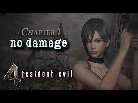 Resident Evil 4 HD Separate Ways Walkthrough Chapter 1 - No Damage
