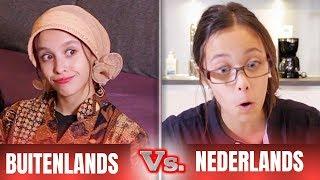 NEDERLANDSE vs BUITENLANDSE OUDERS! 😂    DAILY TWINLIFE