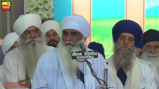 PEHOWA (Haryana) ! MAAN SINGH Ji at BARSI of BABA ISHER SINGH JI RARA SAHIB WALE -2016 ! Part 9th