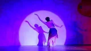 Repeat youtube video 28/9上海戲劇學院舞蹈學院:月之花語 董涵