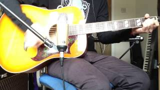 Joey Cape - Moral Compass Acoustic Guitar Cover