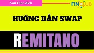 Remitano 10 - Hướng dẫn SWAP giữa các đồng Coins trên Remitano
