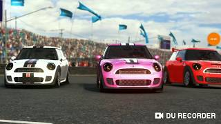 Grid Autosport ANDROID private beta gameplay Mont Panorama está lindo