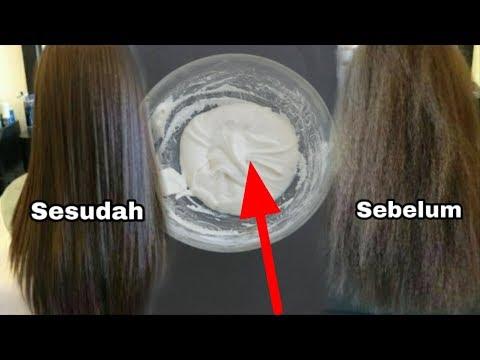 Ternyata Begini Cara Meluruskan Rambut Kriting Permanen Secara Cepat