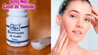 8 Usos sorprendentes del bicarbonato de sodio en la belleza
