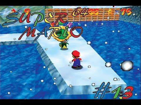 Super Mario 64 Ep 13 -The Stressfull Coin Challenge- [1080p]