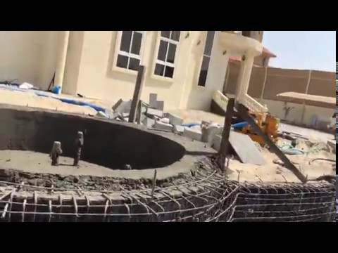 Swimming Pool - Green World Technical Services LLC