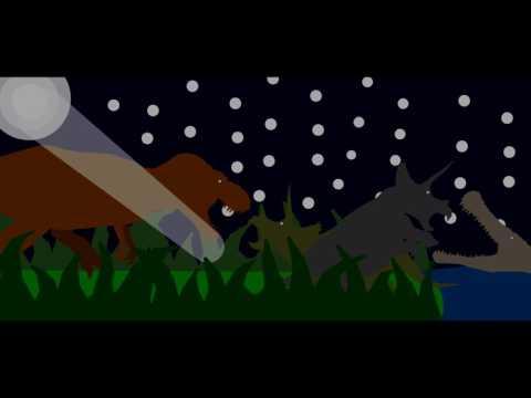 """Pivot Art - """"The hopeless ceratopsians"""" (Entry To Gari"""