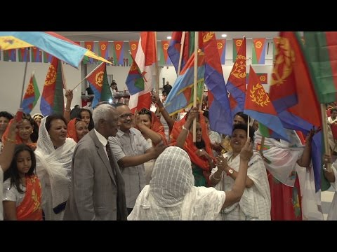 Eritrean Festival  Edmonton Canada 2016: Hall  (New 2016 Video)