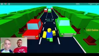 "Roblox : Quick go - ""Traffic Rush"""