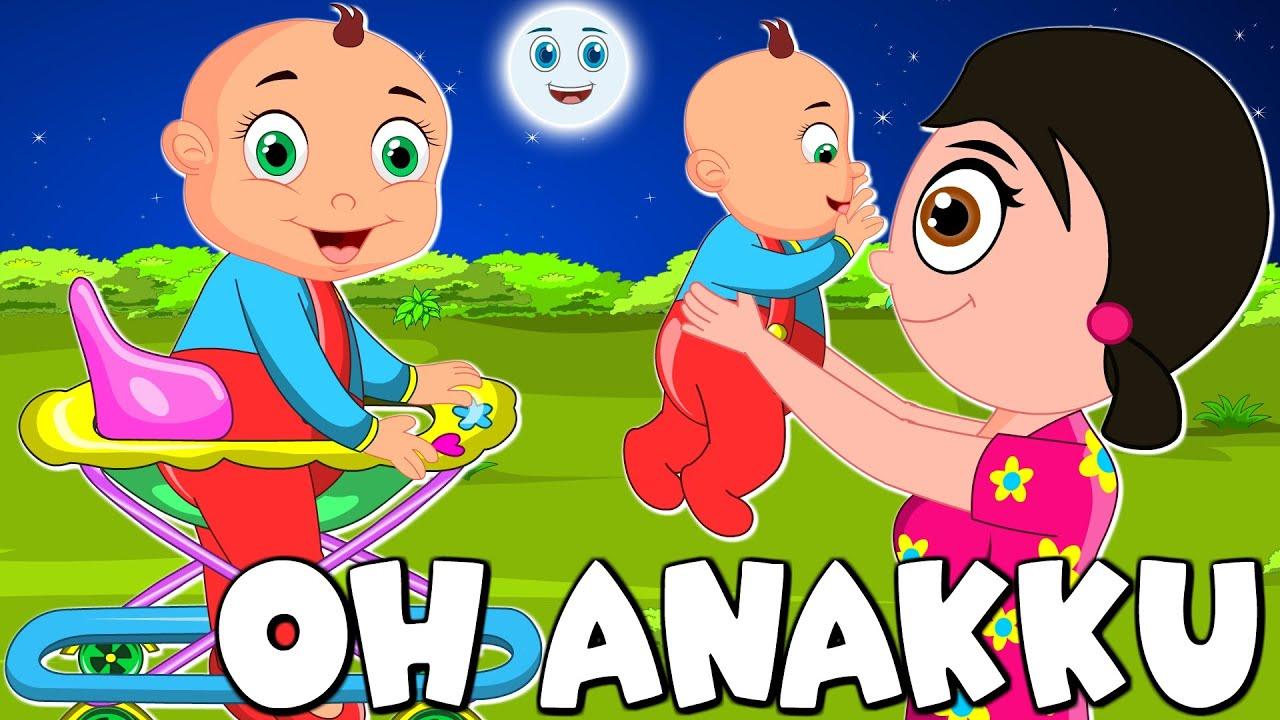 Malay Baby Lullaby   OH ANAKKU - DODOI SAYANG   Lagu Kanak Kanak Melayu Malaysia