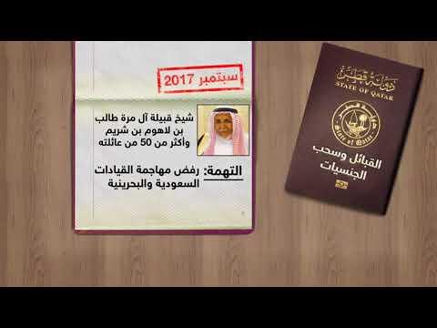 قطر.. القبائل وسحب الجنسية  - نشر قبل 3 ساعة