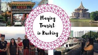 Video Playing Tourist In Kuching ⎜VLOG download MP3, 3GP, MP4, WEBM, AVI, FLV Oktober 2018