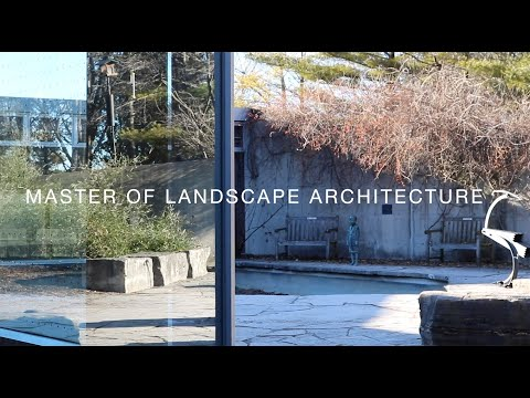 U of G Master of Landscape Architecture – 7 Questions About Applying to the Program