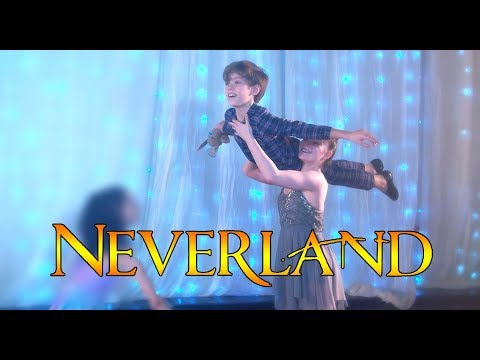 NEVERLAND (Zendaya version) | Cover by Spirit Young Performers Company