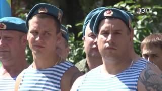 Элита российской армии. Голубые береты отмечают свой праздник