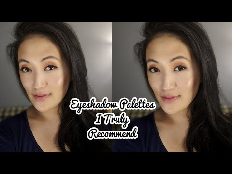 EYE SHADOW PALETTES I TRULY RECOMMEND (SARAH KWAK) thumbnail