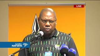 Zweli Mkhize addresses the ANC Gauteng PGC