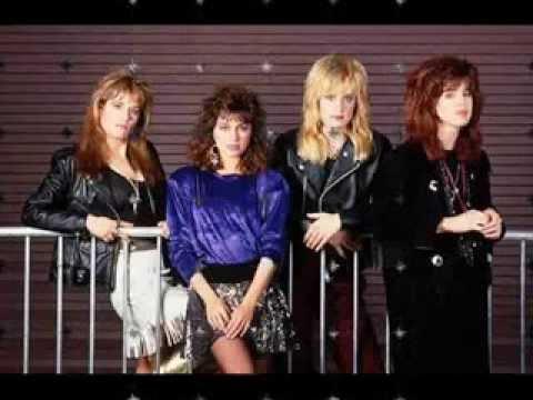 The Bangles  -  Live   (1984)