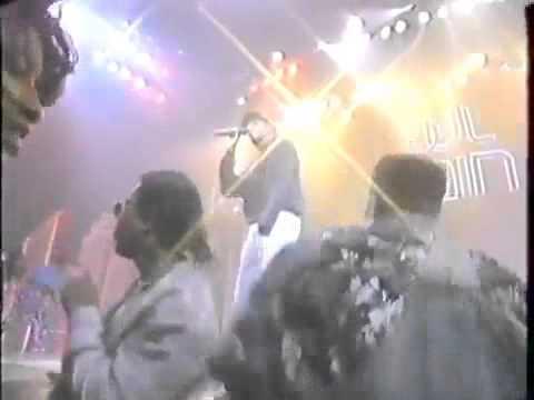 Soul Train 1990' Performance - D-Nice - Call Me D-Nice!