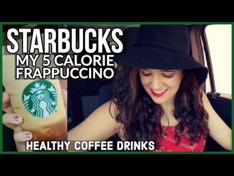 my-5-calorie-frappuccino-order-//-healthy-summer-starbucks-drinks