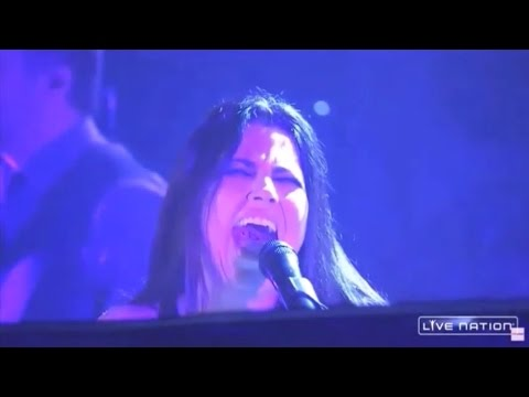 Evanescence - My Heart Is Broken (Live Fall US Tour/2016)