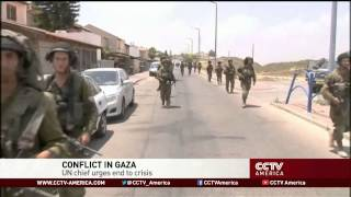 James Gelvin on the crisis in Gaza