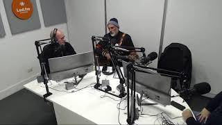 "Valerio RInaldi en ""Hoy Sonamos"", por Led FM (14-08-19)"