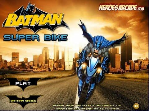 batman super bike car racing games games for kids