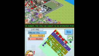 Simcity DS - Part 3