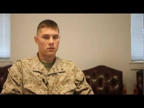 Marine LCpl. Jeffrey Cole - Silver Star Recipient