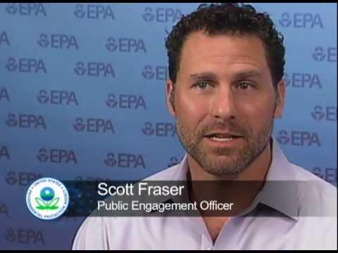 EPA Careers: Scott Fraser