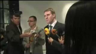 Interview with Igor Luksic, Montenegrin Ministry of finance