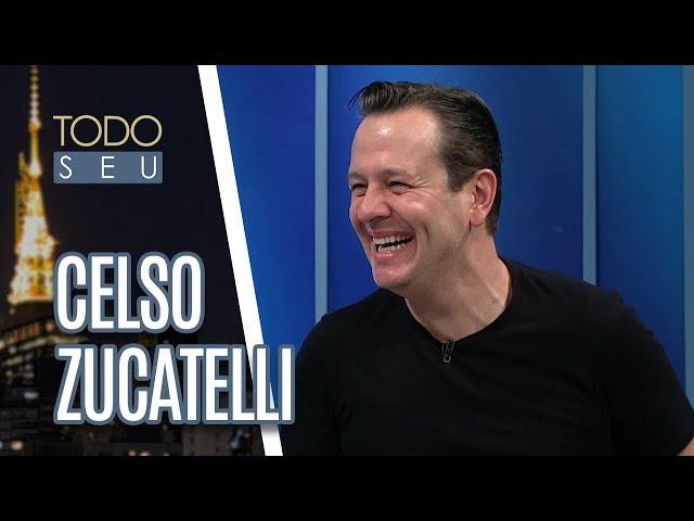 Entrevista com o jornalista Celso Zucatelli - Todo Seu (20/07/18)