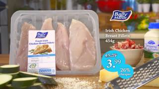 Paul Flynn Family Favourites 2014- Bally Manor Irish Chicken Breast Fillets