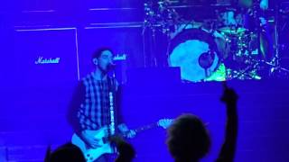 Somethings Gotta Give Live By All Time Low in Glasgow