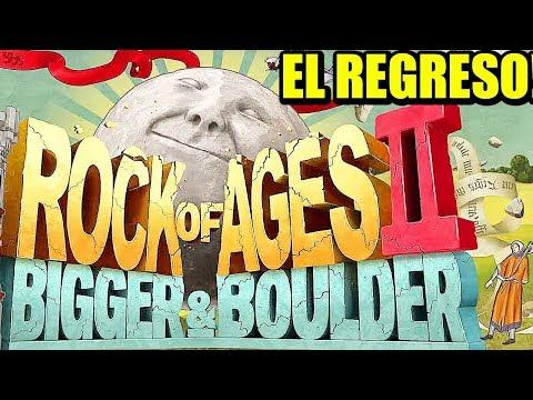 ROCK OF AGES 2 - HA VUELTO!!! | Gameplay Español