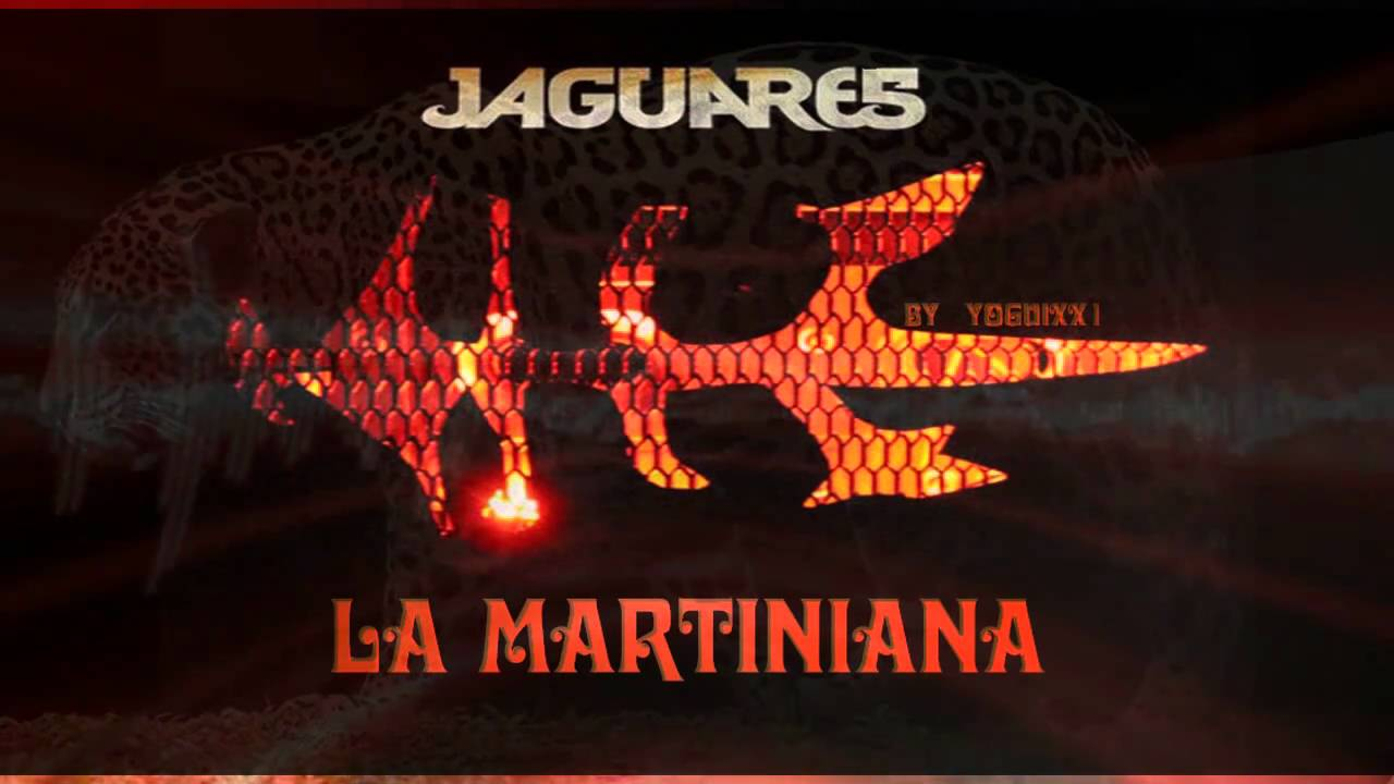 la martiniana jaguares