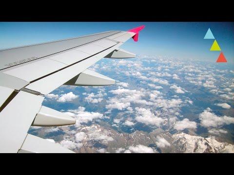 10 razones para perder el miedo a volar