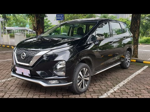 Nissan All-new Livina VL A/T 2019 [ND1W] In Depth Review Indonesia