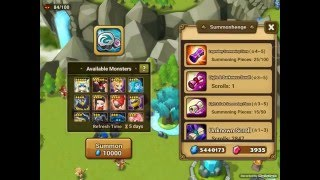 BIGSPENDER HOW TO SUMMONERS WAR - sigh @ dark yeti