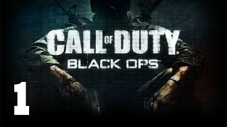 Прохождение Call of Duty: Black Ops - #1 Начало