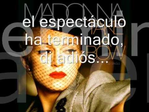 Take a bow-Madonna- Subtitulado Español