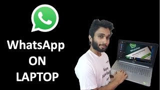 Gambar cover How to Download/Install/Setup WhatsApp on PC/Laptop Windows 7/8/XP/Vista ,Mac with Bluestacks