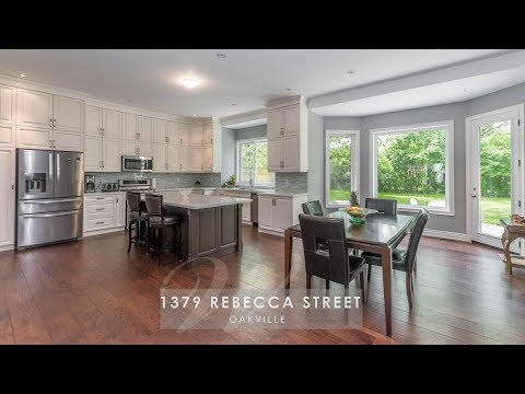 1379 REBECCA STREET, OAKVILLE