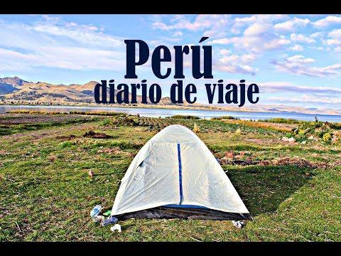 PERÚ - diario de viaje (documental)