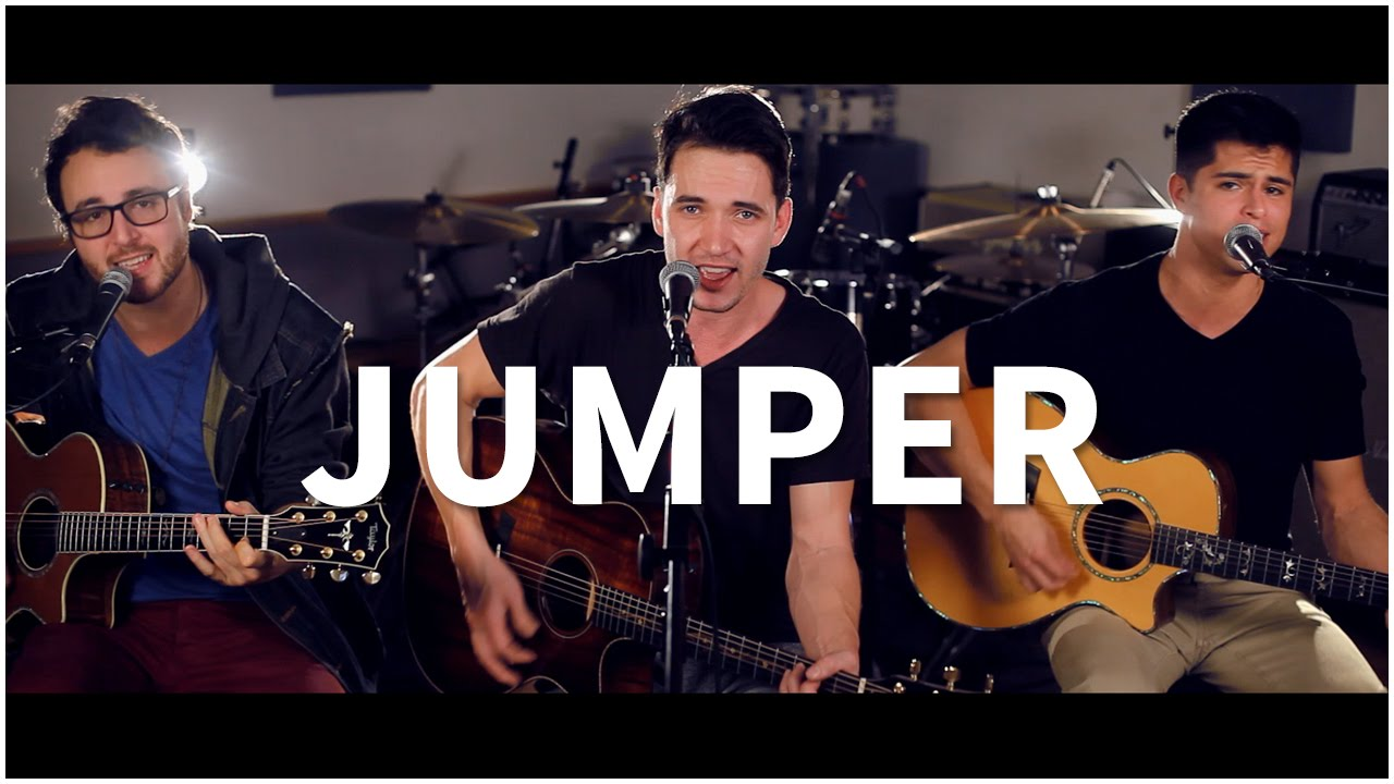 Third eye blind jumper (official music video cover by corey.