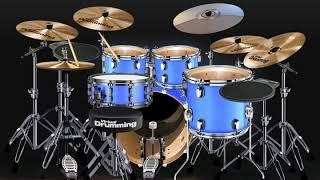 """Canción de """"osito gominola cho ka ka o"""" en Virtual Drumming-Hip-Hop."""